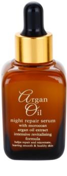 Argan Oil Revitalise Cares Protect Förnyande nattvård  Med arganolja