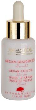 Argand'Or Care óleo de argão com teor de óleo essencial de lavanda