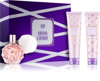 Ariana Grande Ari by Ariana Grande darčeková sada III. pre ženy