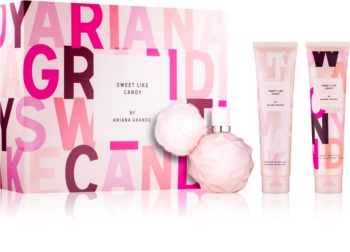 Ariana Grande Sweet Like Candy set cadou III. pentru femei