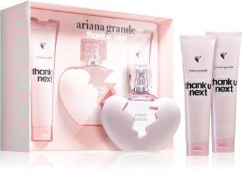 Ariana Grande Thank U Next Gavesæt  I. til kvinder