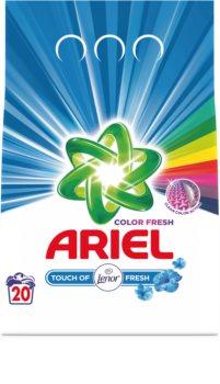 Ariel Color Touch Of Lenor pralni prašek
