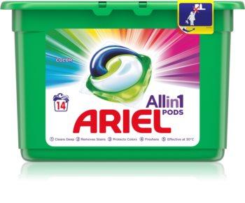 Ariel Color Pyykkipalat
