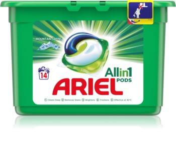 Ariel Mountain Spring capsule de spălat