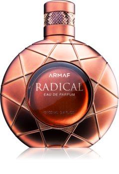 Armaf Radical Brown eau de parfum per uomo