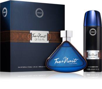 Armaf Tres Nuit confezione regalo per uomo