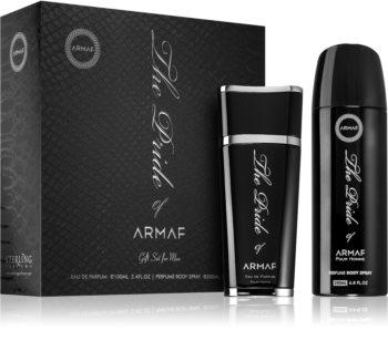 Armaf The Pride Of Armaf σετ δώρου για άντρες