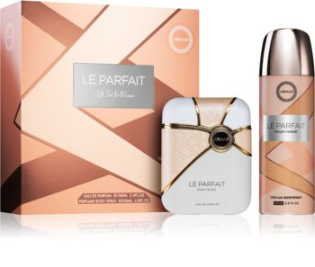 Armaf Le Parfait ajándékszett hölgyeknek