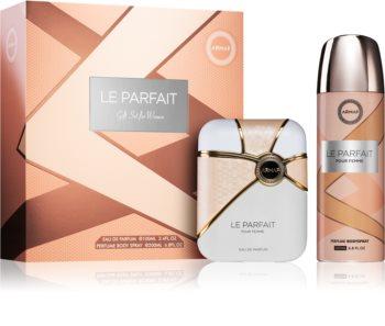 Armaf Le Parfait poklon set za žene