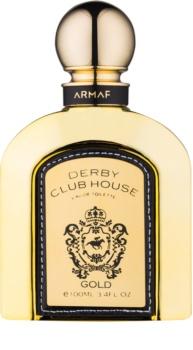 Armaf Derby Club House Gold Men eau de toilette per uomo