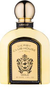 Armaf Derby Club House Gold Men toaletna voda za moške