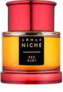 Armaf Red Ruby eau de parfum para mulheres