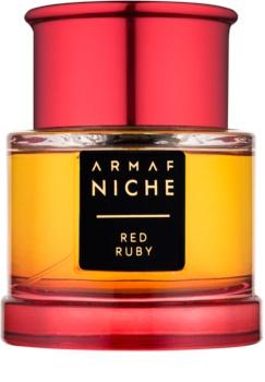 Armaf Red Ruby parfumska voda za ženske