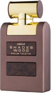 Armaf Shades Wood Eau de Toilette for Men