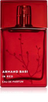 Armand Basi In Red Eau de Parfum για γυναίκες