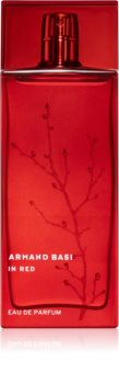 Armand Basi In Red Eau de Parfum Naisille