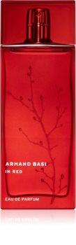 Armand Basi In Red woda perfumowana dla kobiet
