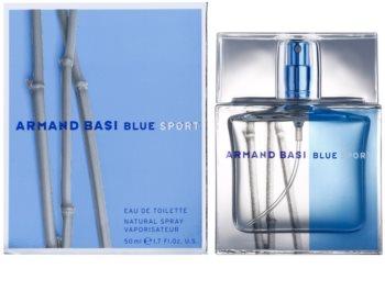 Armand Basi Blue Sport eau de toilette para hombre 50 ml