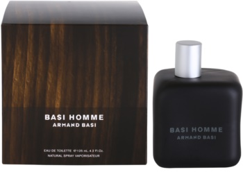 Armand Basi Basi Homme eau de toilette pentru bărbați 125 ml