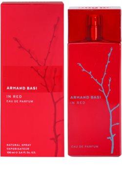 Armand Basi In Red eau de parfum da donna