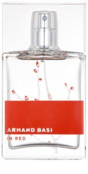 Armand Basi In Red toaletní voda pro ženy