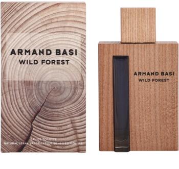 Armand Basi Wild Forest Eau de Toilette til mænd