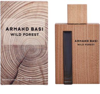 Armand Basi Wild Forest туалетная вода для мужчин