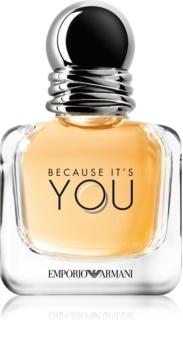 Armani Emporio Because It's You parfumska voda za ženske