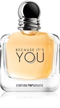 Armani Emporio Because It's You eau de parfum hölgyeknek