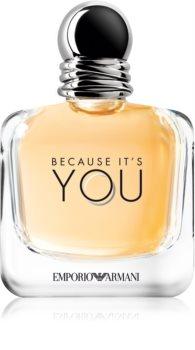 Armani Emporio Because It's You Eau de Parfum Naisille