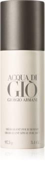 Armani Acqua di Giò Pour Homme spray dezodor uraknak