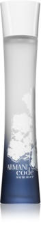 Armani Code Summer 2010 eau de toilette para mulheres 75 ml