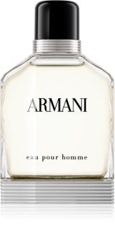 Armani Eau Pour Homme Eau de Toilette Miehille