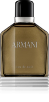 Armani Eau de Nuit Eau de Toilette for Men