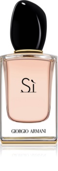 Armani Sì eau de parfum para mujer