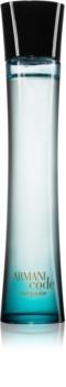 Armani Code Turquoise eau rafraîchissante pour femme