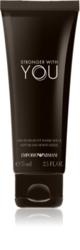 Armani Emporio Stronger With You bart creme für Herren