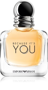 Armani Emporio Because It's You парфюмна вода за жени