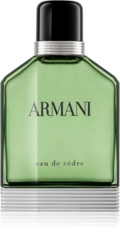 Armani Eau de Cèdre toaletna voda za moške