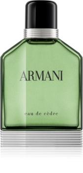 Armani Eau de Cèdre woda toaletowa dla mężczyzn