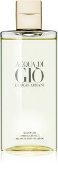 Armani Acqua di Giò Pour Homme tusfürdő gél uraknak