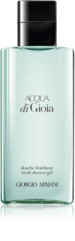Armani Acqua di Gioia gel de duche para mulheres 200 ml