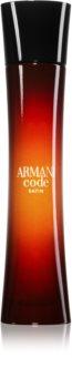 Armani Code Satin Eau de Parfum para mulheres