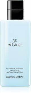 Armani Air di Gioia telové mlieko pre ženy