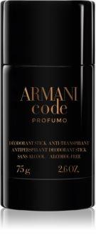 Armani Code Profumo deostick pre mužov