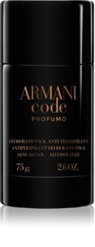 Armani Code Profumo stift dezodor uraknak