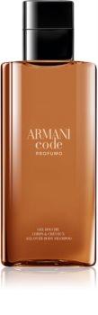 Armani Code Profumo gel de duche para homens