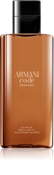 Armani Code Profumo gel doccia per uomo