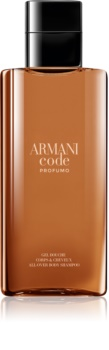Armani Code Profumo Shower Gel for Men