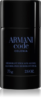 Armani Code Colonia Deodorant Stick for Men